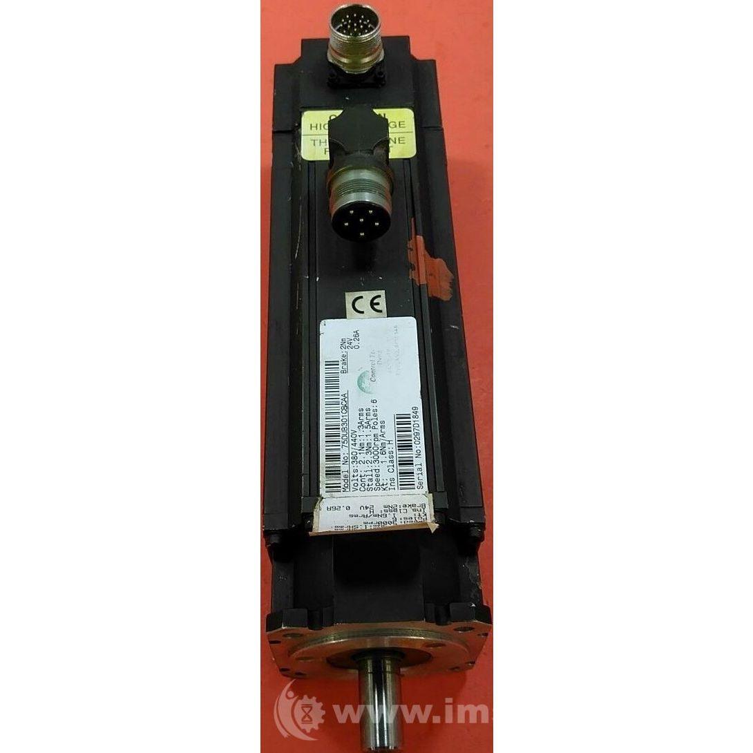 Emerson 75dub301cbcaa Servo Motor Ims Supply