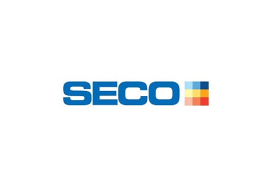 Seco Tools 12661 Toolholder Turning Mclnr-164D Carboloyse