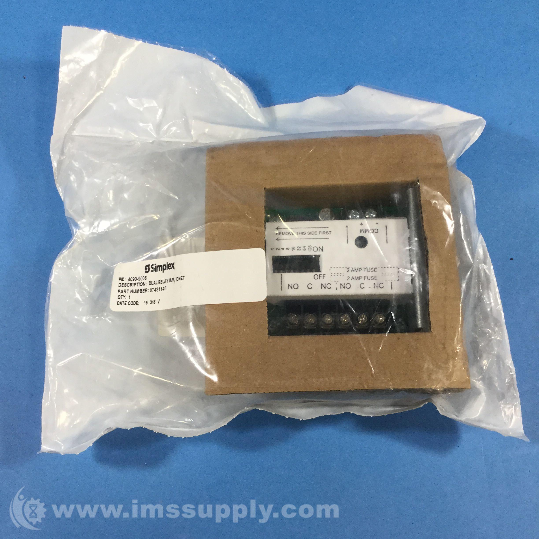 Simplex 07431146 Dual Relay Individual Addressable (IAM