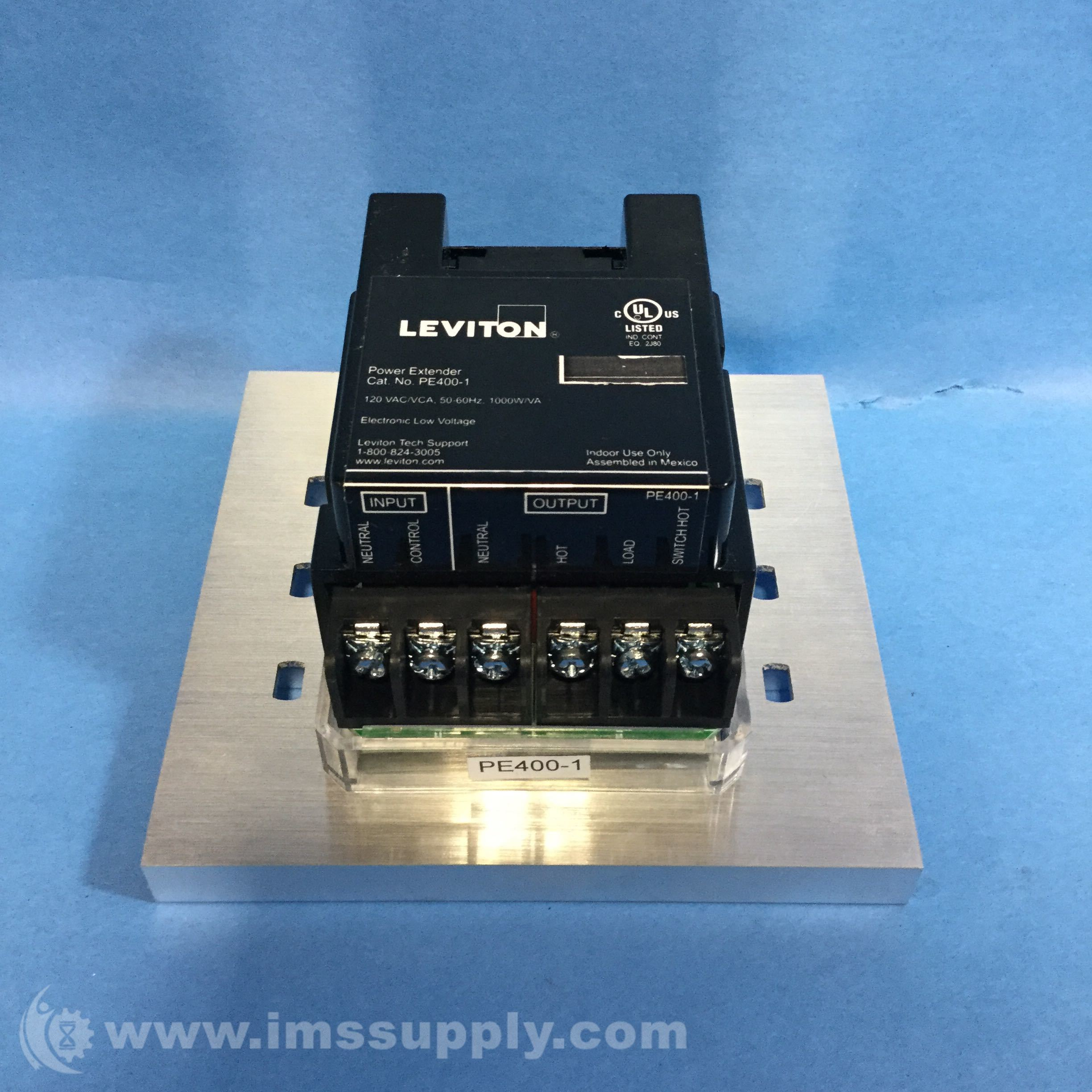 Leviton PE400-10W Power Extender - IMS Supply
