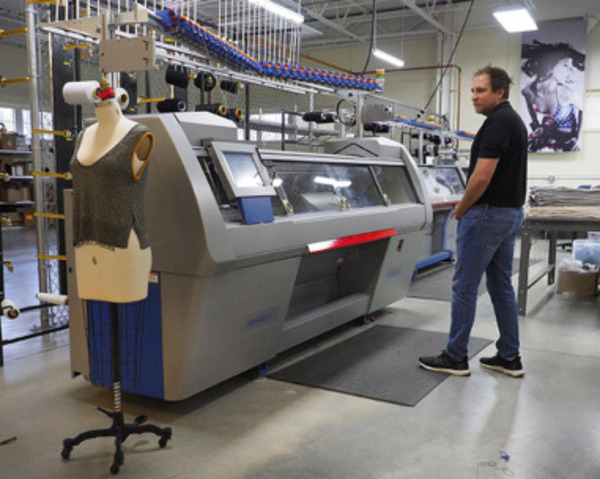 21st Century Textile Manufacturing in the USA