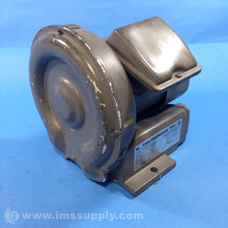 Fuji Electric Vfc 084a 4w Ring Compressor Electric