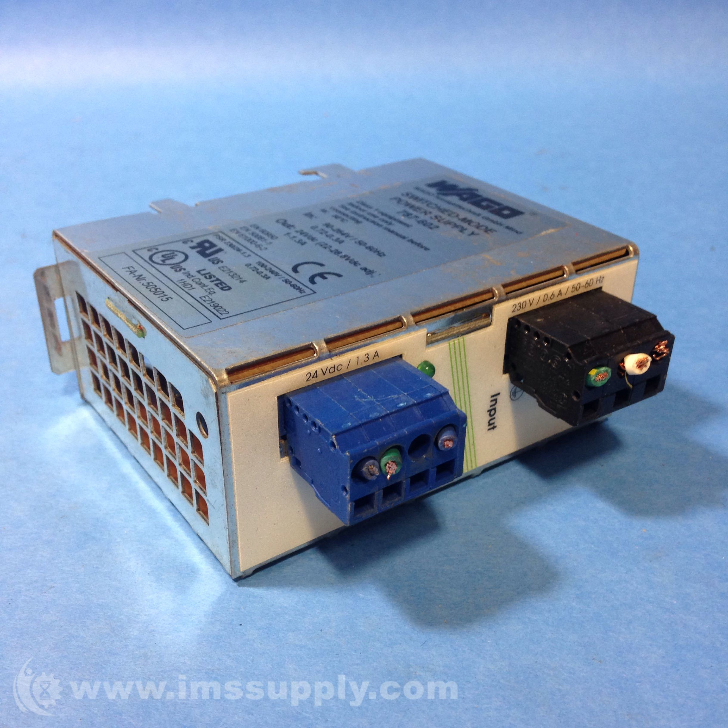 Wago 787 602 Primary Switch Mode Power Supply Ims Electronic Which Is Switched Based More Views