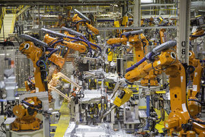 Automotive OEMs Show 5 Trends to Help Flexibility for Production Lines.