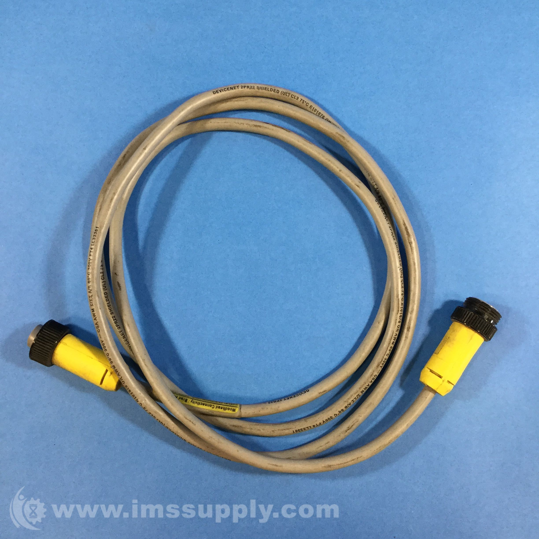 Woodhead Brad DND11A-M020Y Devicenet - IMS Supply