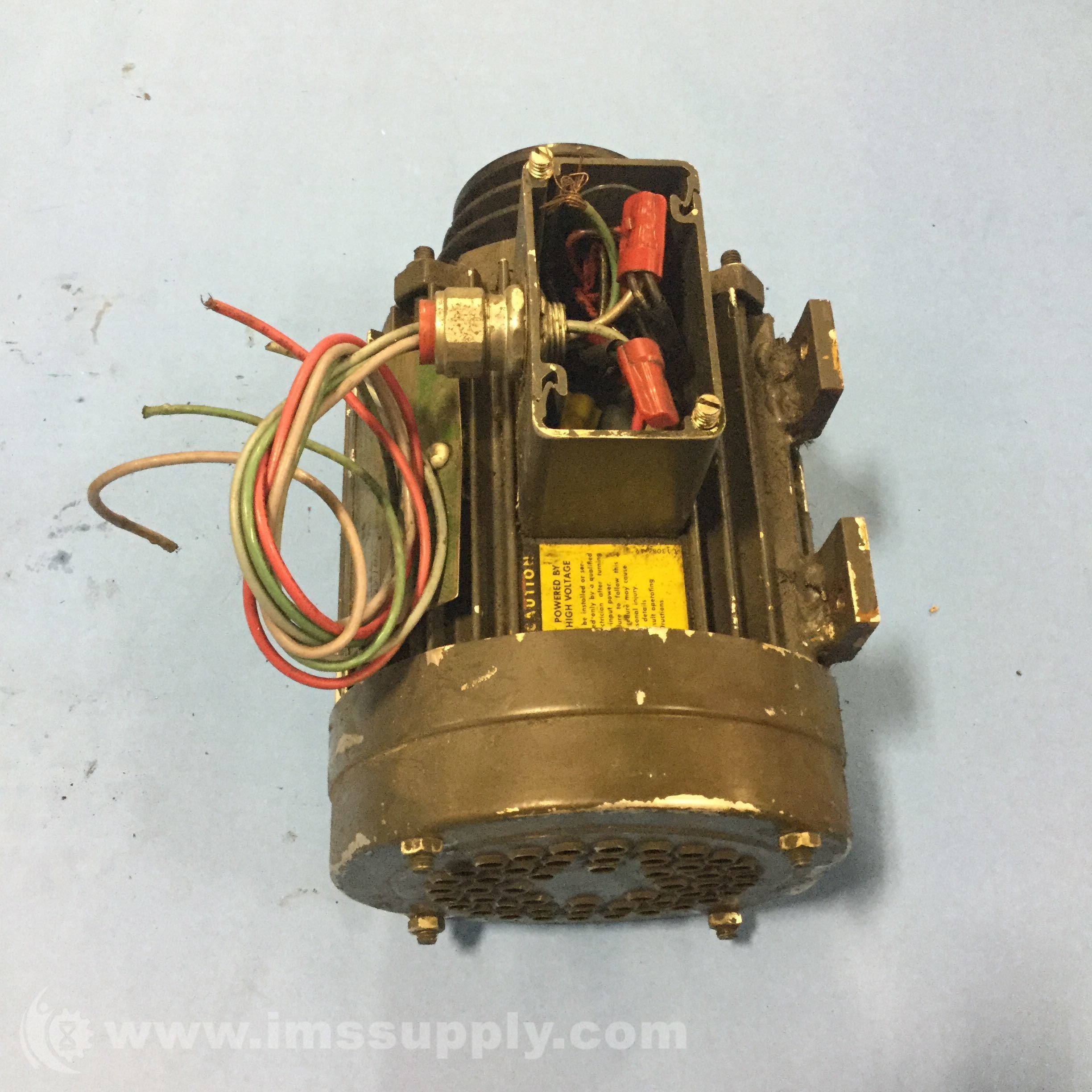 Lincoln motors t 2508 electric motor ims supply for Lincoln electric motors catalog