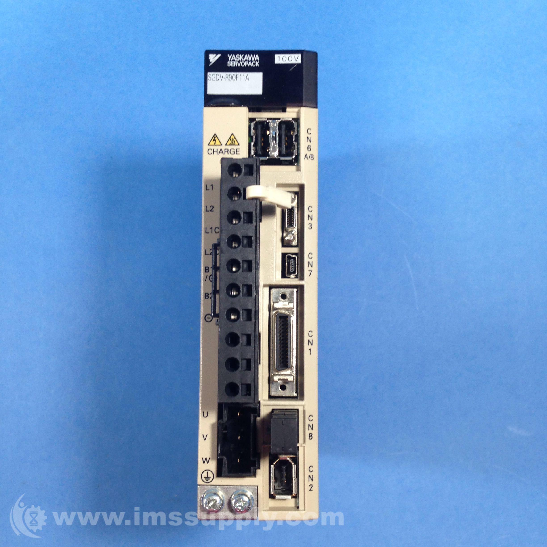 Yaskawa Electric SGDV-R90F11A Servo Drive