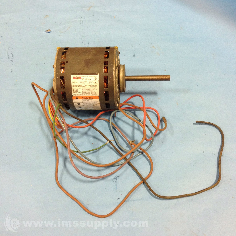 Dayton Electric Motors Catalog