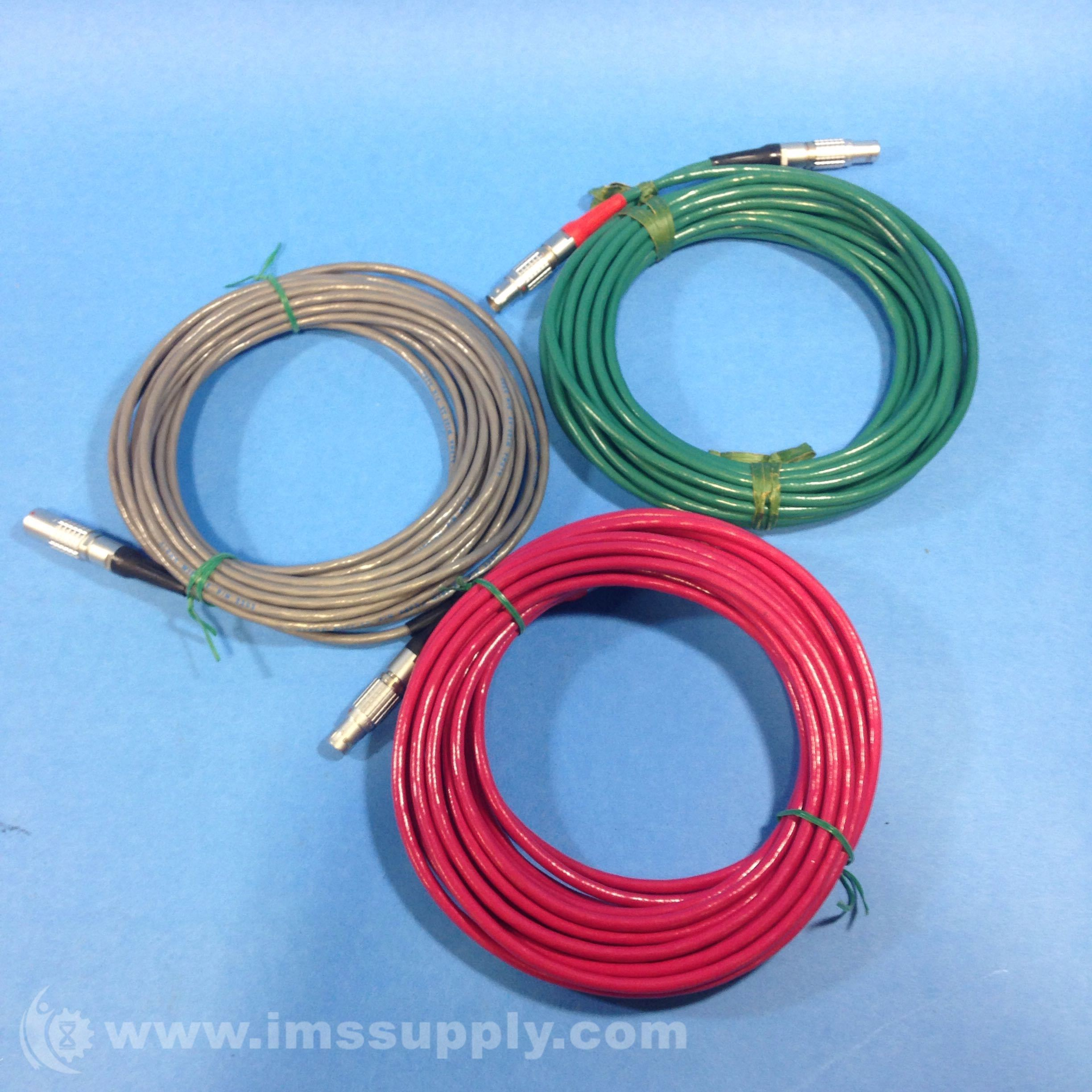 Lemo FGG.1B Controller Cable With Connectors & 19 Pins Connector ...