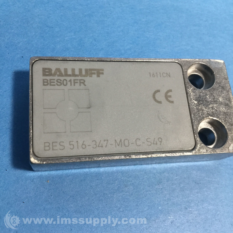 Balluff BES01FR BES-516-347-MO-C-S-49, Inductive Sensor - IMS Supply