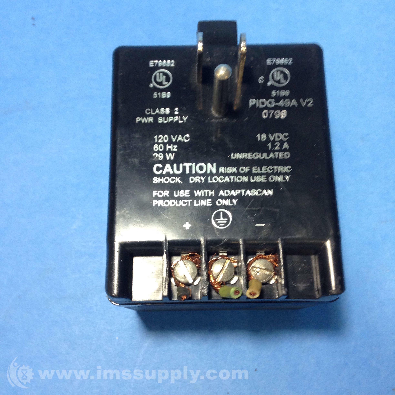 Allen Bradley 2755 Pw46 Power Supply Ims Unregulator