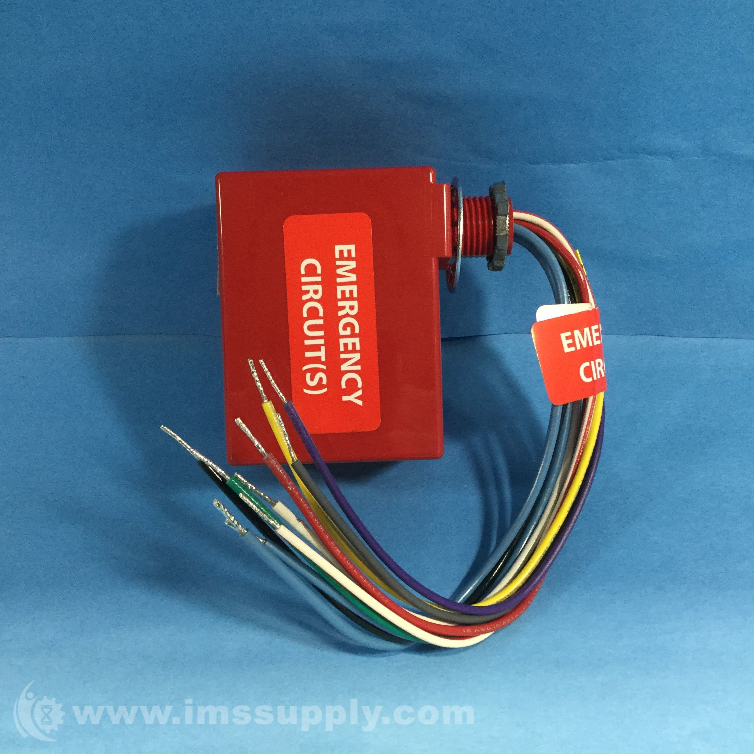 Acuity Controls Npp16-d-er Power  Relay Pack