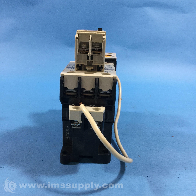 Fuji Electric Sc E04 Contactor 25amp 24vdc Coil Ims Supply 120 Volt Wiring