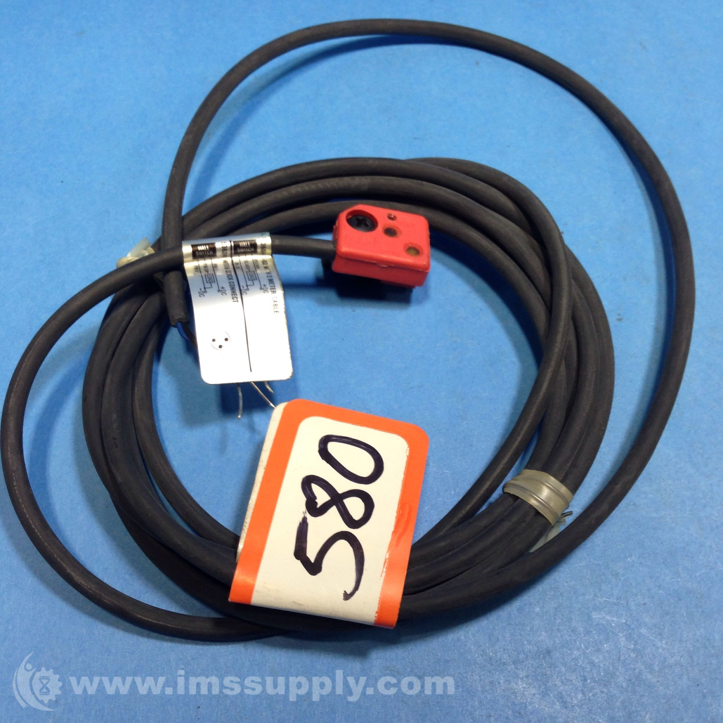 Phd Inc 53604-1-02 Proximity Switch Hall PNP DC 2M Cable - IMS Supply