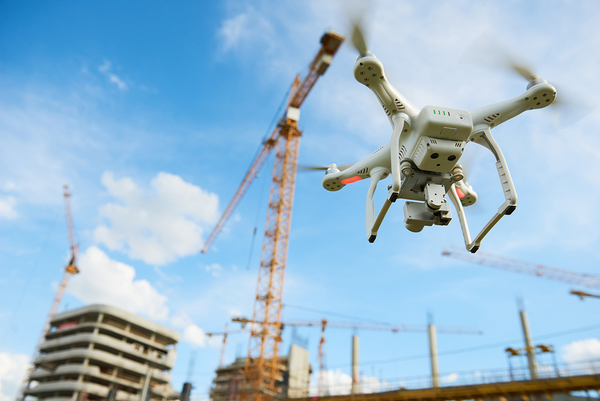 Using AI Drones for Industrial Equipment Inspection