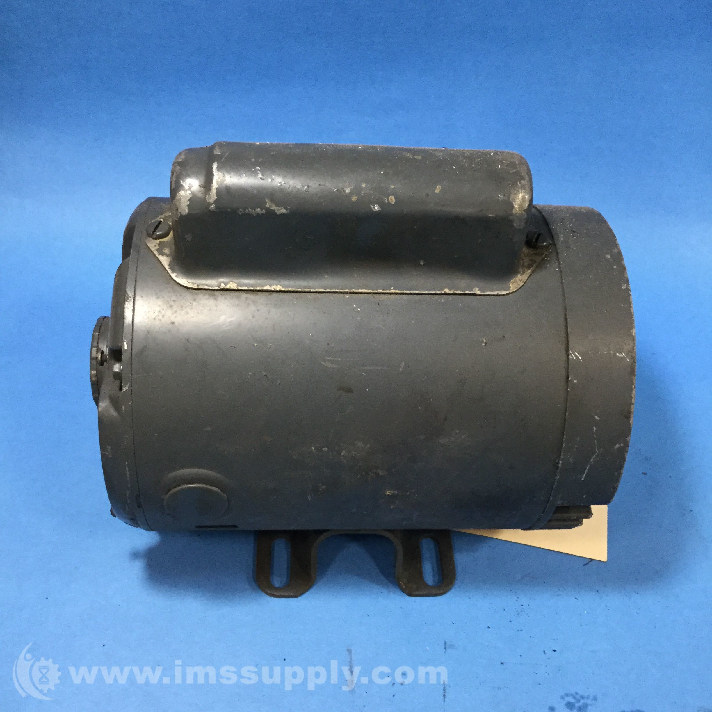 General electric 5kc36dg 533a 1 4hp fr48y rpm3450 ph1 ac for Ge electric motors catalog