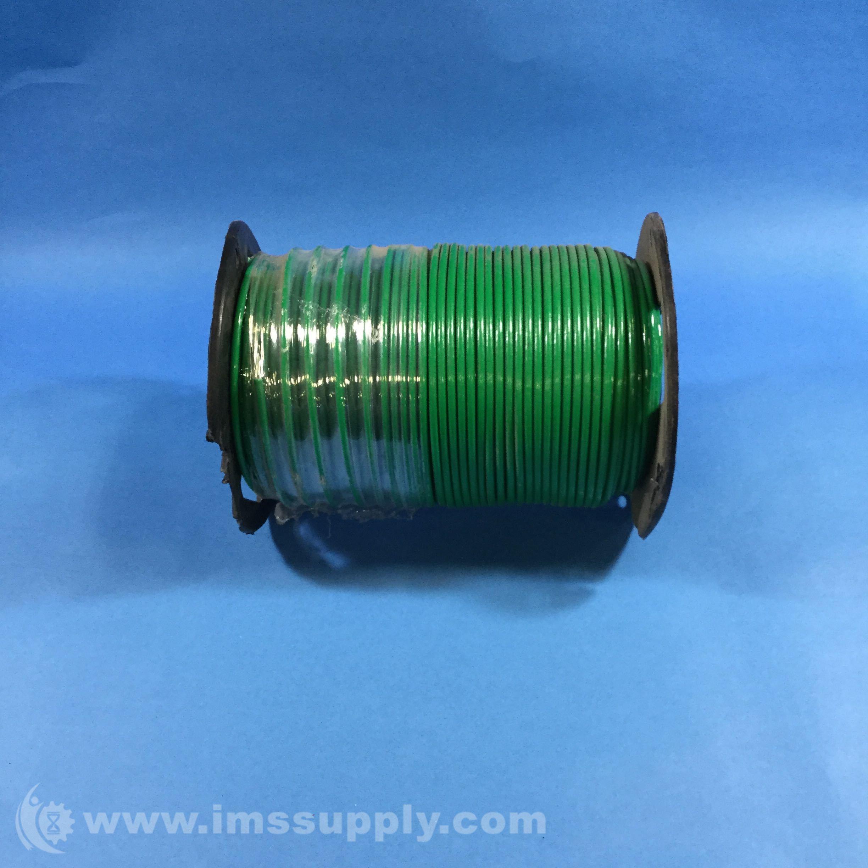 Republic Wire Inc E77391844 500 Feet Green Wire - IMS Supply