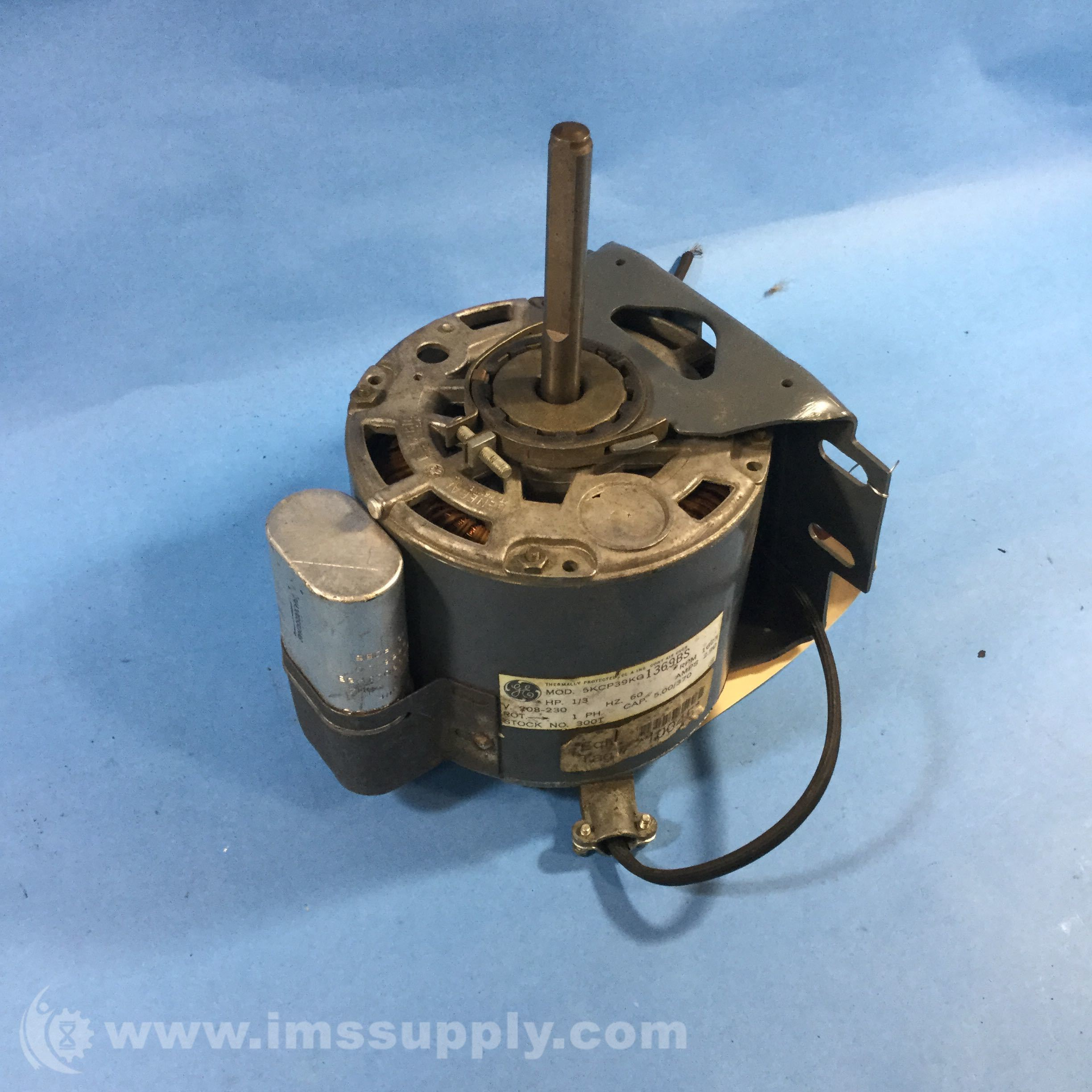 Ge motors 5kcp39kg electric motor ims supply for Ge electric motors catalog