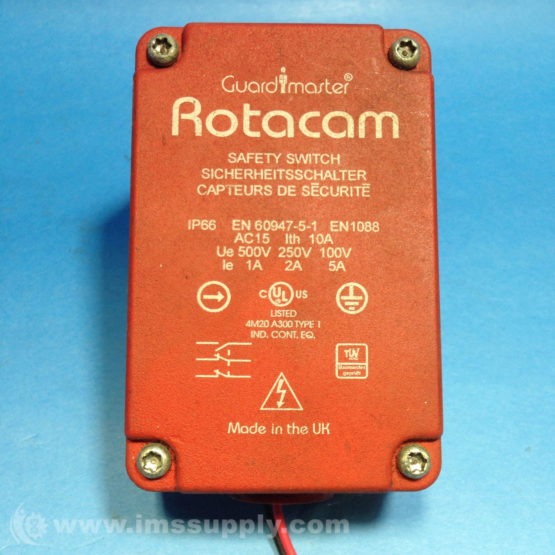 Allen Bradley Ip66 En 60947 5 1 En1088 Safety Limit Switch