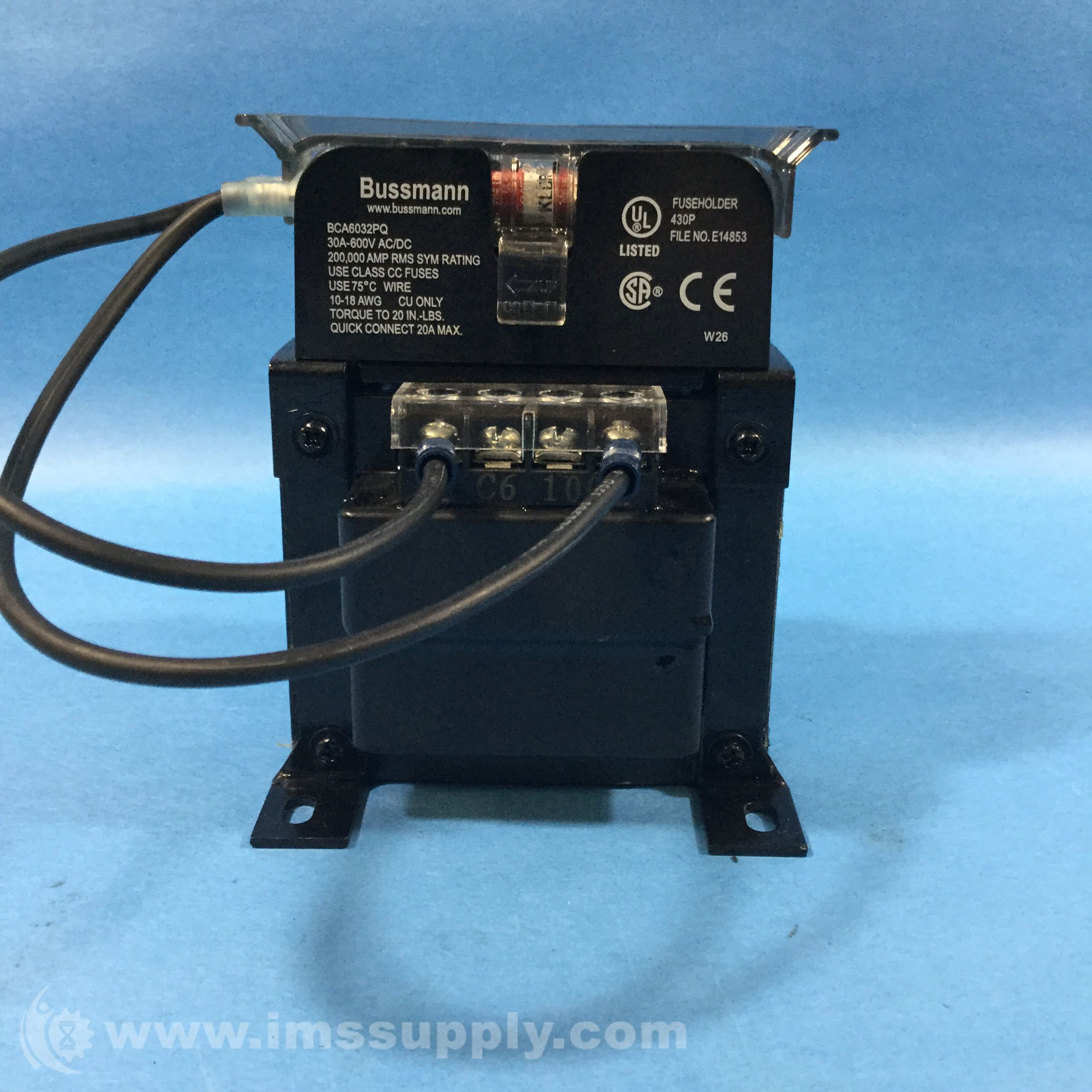 Acme Electric Ce060100 Ce Series Industrial Control Transformer Awg Wiring Ims Supply